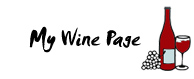 My Wine Page
